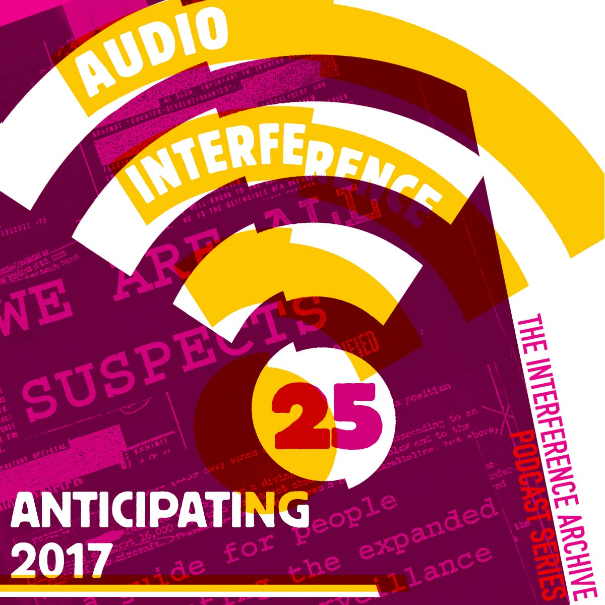 Audio Interference 25: Anticipating 2017