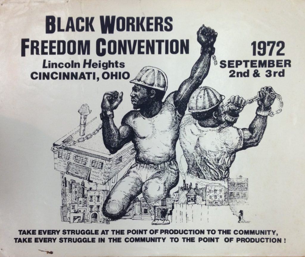 Black Workers Freedom Convention 1972