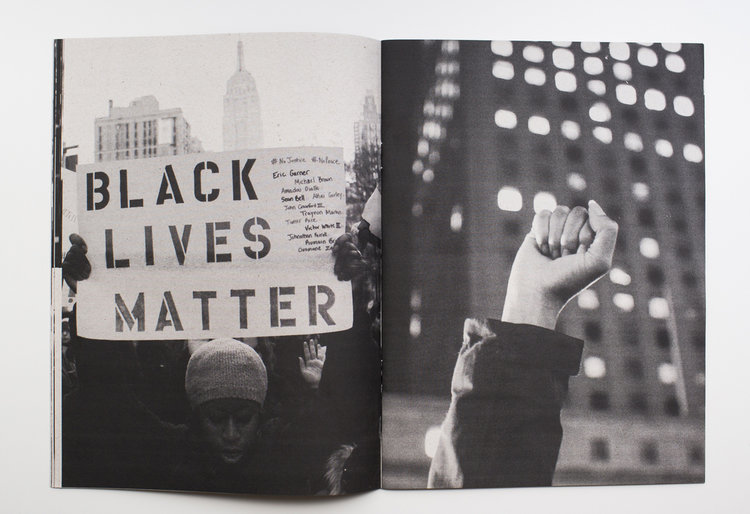 Black Lives Matter (zine)