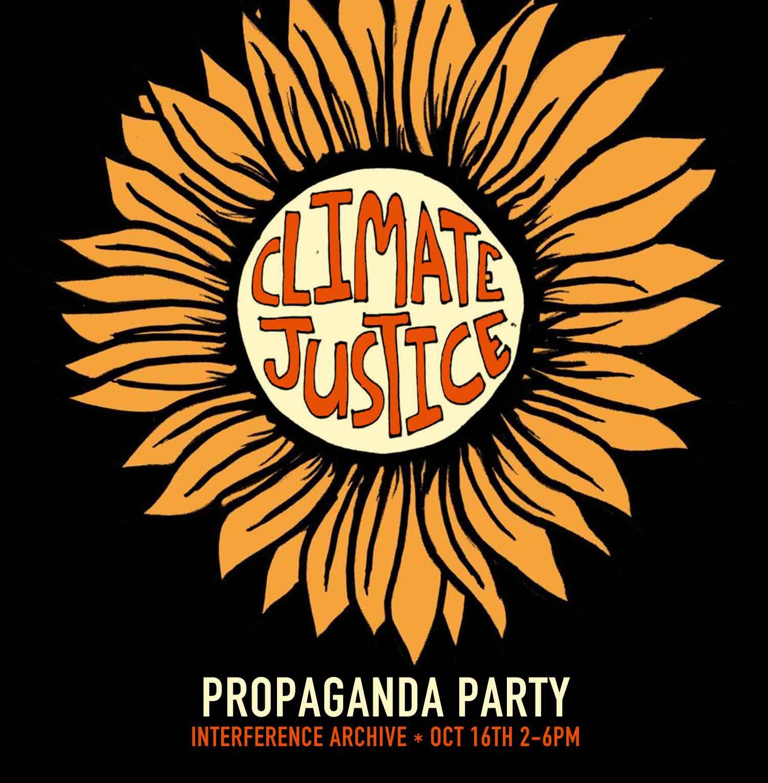 Climate Justice Propaganda Party