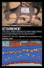 Detournment Video Screening