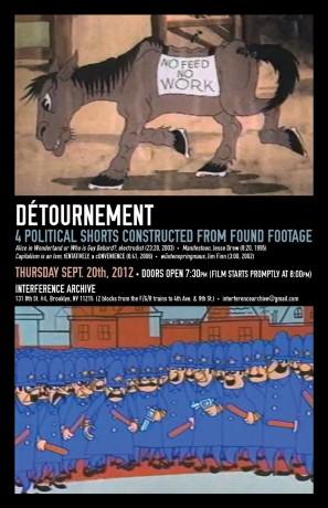 Detournment Video Screening