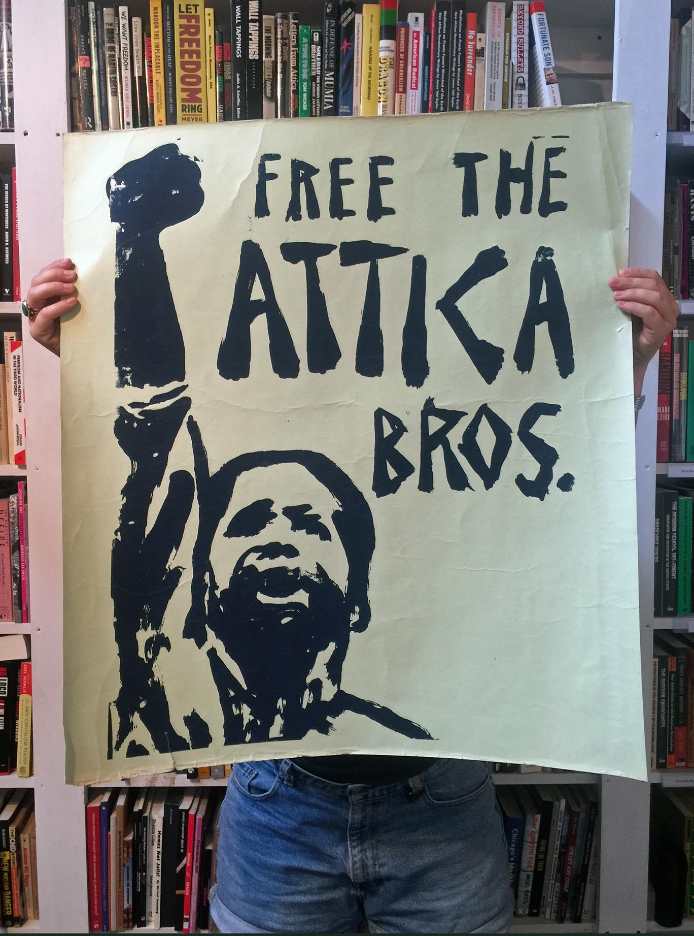 45th Anniversary of the Attica Uprising