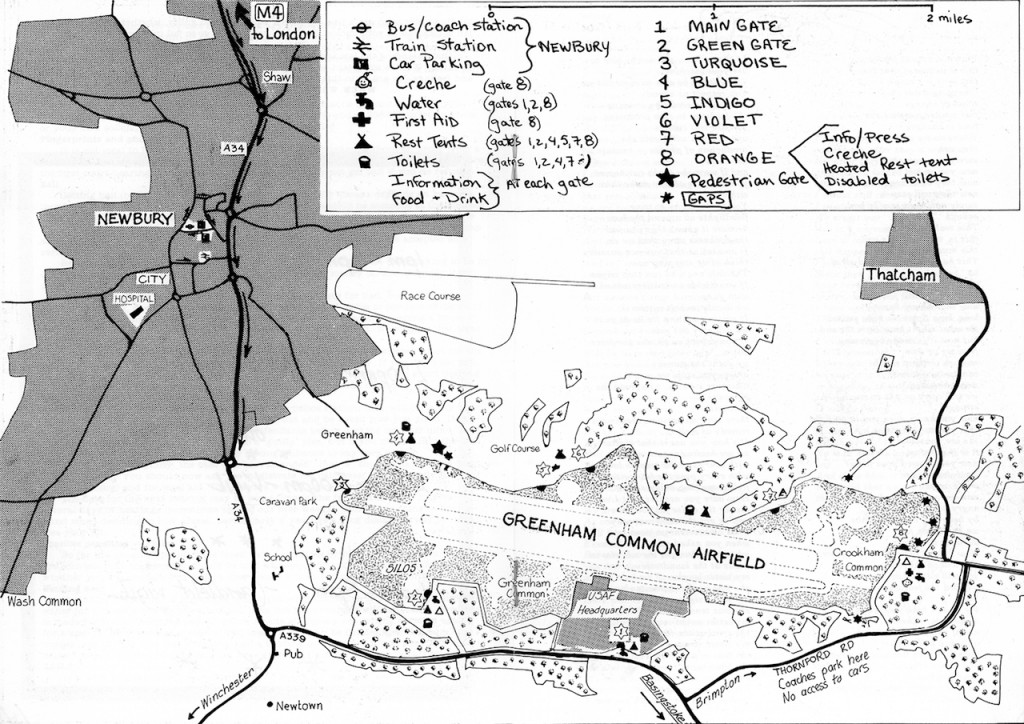 Map-of-Greenham-Common