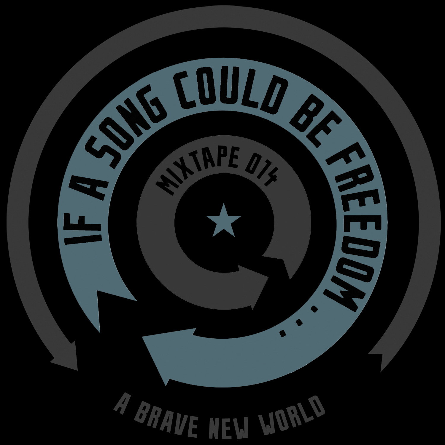 if a song could be freedom 014 – A Brave New World by Jamie Chaoten