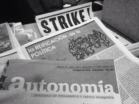 Autonomia Newspaper