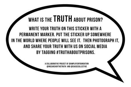 Sticker_TruthIsPrisons