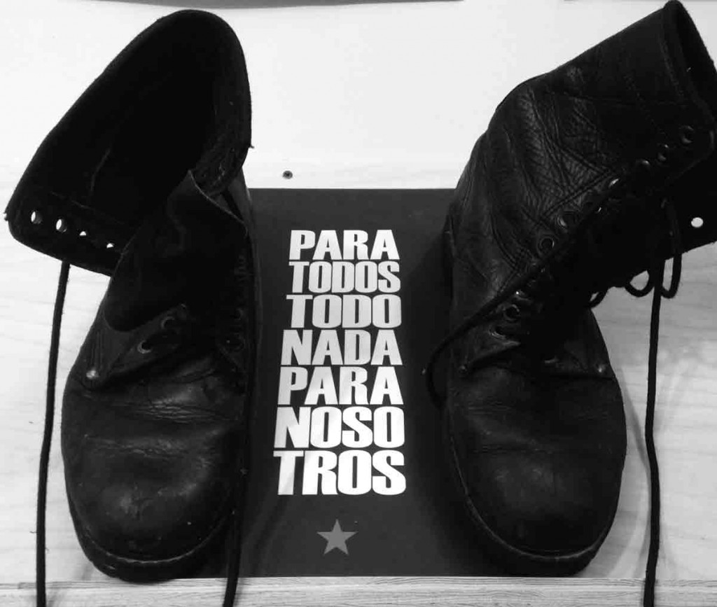 Zapatista Boots