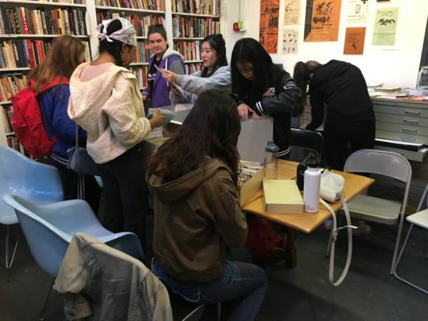 Interference in the Classroom: an archives orientation and discussion for educators