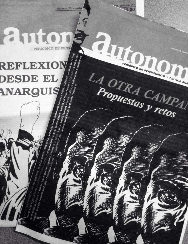 Todays processing- Autonomía newpapers