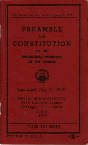 What powers Interference Archive: labor organizing