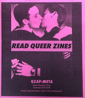 What powers Interference Archive: Queer Organizing